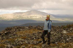 Пеший поход 2 к.с. на плато Маньпупунёр через перевал Дятлова (Северный Урал)