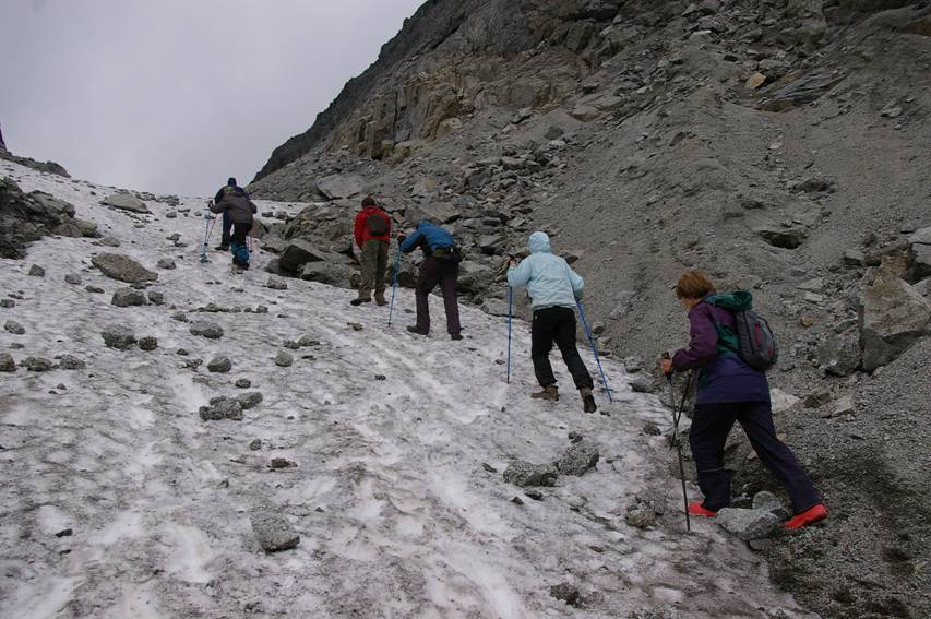 Большой маршрут по Хибинам – подробный отчет