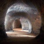 Лужские (Корповские) пещеры 30.09 — 01.10