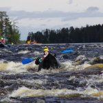 Тренировочный поход по реке Пистайоки в большую воду 8 — 17 июня
