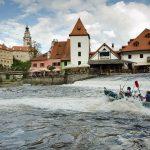 Реки, горы и замки Чехии 17 — 31 августа