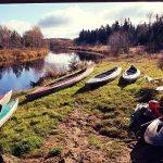 Сплав по рекам Лемовжа и Луга 29.04 — 02.05