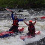 Учебный поход по реке Пистайоки 19 — 28 июня