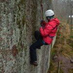 27 — 28 октября. Факультатив по технике горного туризма в Пальцево