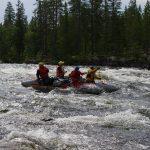 12 — 21 июля. река Умба на катамаранах и надувных байдарках с мотором.