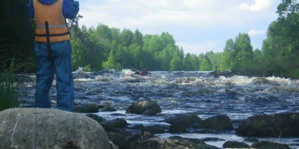 суна река