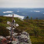 17 — 23 июня. Восхождение на гору Нуорунен