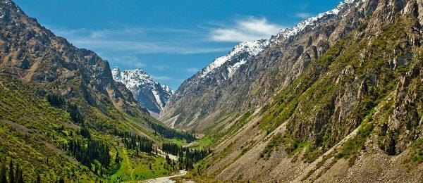 Ала-Арча горный лагерь